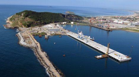 Porto de Imbituba bate recorde operacional em março