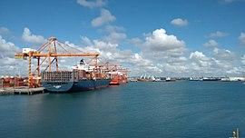 Maior porto do Nordeste volta a ter rota direta com Santos