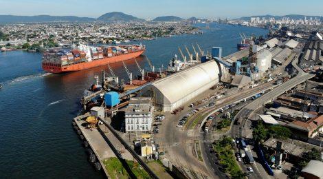 Companhia Docas pretende ampliar segurança no Porto de Santos