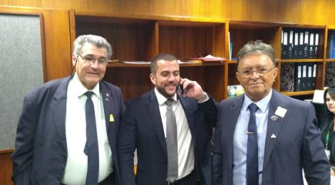 SINDMESTRES participa do Lançamento da Frente Parlamentar Mista da  Marinha Mercante Brasileira
