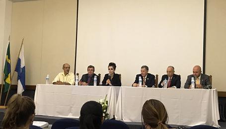 CDRJ participa do Congresso de Direito Marítimo, Portuário e Aduaneiro