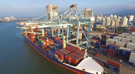 Porto de Itajaí registra crescimento de 37% no primeiro semestre de 2019