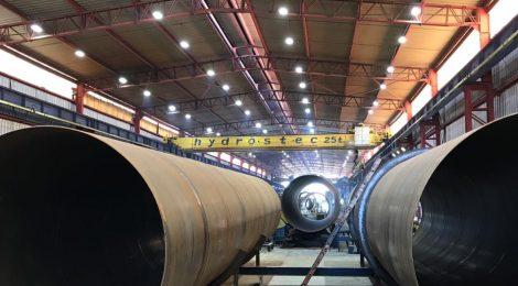 Porto do Pecém terá fábrica de aço ampliada e vai gerar 80 novos empregos