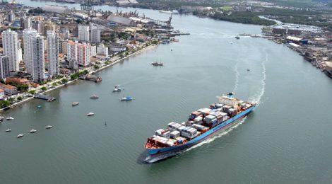 ANTAQ realizará consulta pública sobre licitação de duas áreas no Porto de Santos