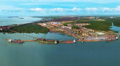 Porto de Itaqui é rota mais curta para Ásia