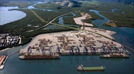 ANTAQ autoriza Embraport a movimentar carga geral ou conteinerizada no Porto de Santos
