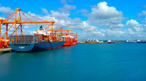 Transformação digital agiliza as operações dos portos