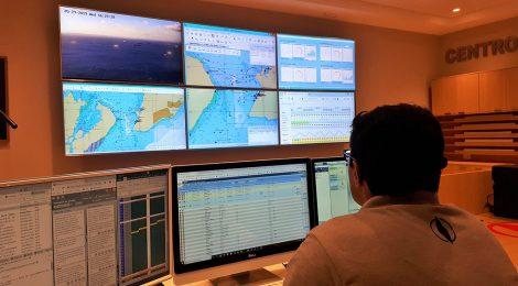 Praticagem da Bahia instala balizamento virtual em Salvador