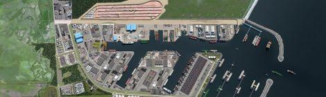 Porto Central e Van Oord assinam protocolo de implementação do porto