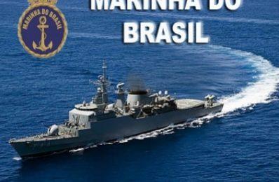 Nota à Imprensa - MARINHA DO BRASIL