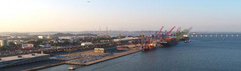 Porto do Rio inicia testes para acesso informatizado
