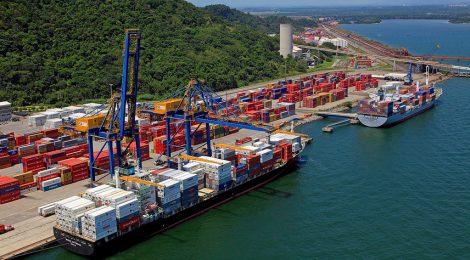 Porto de Itaguaí bate recorde de faturamento mensal em julho