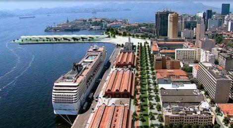 Porto do Rio de Janeiro cresce 7,2% no 1º semestre