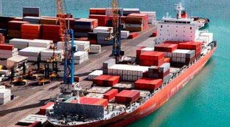 Movimentação do setor portuário cresce 3,98% nos primeiros cinco meses do ano