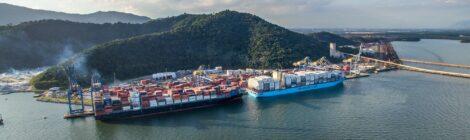 Porto de Itaguaí tem as melhores condições de calado da costa leste da América do Sul