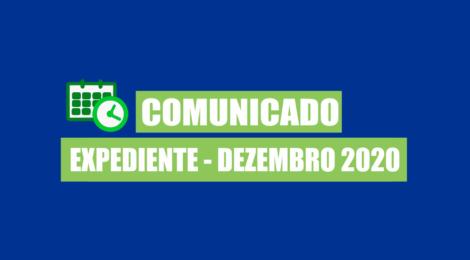 Comunicado Expediente - Dezembro 2020