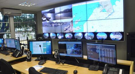 Sistema de Tráfego de Embarcações em Fase Final de Testes