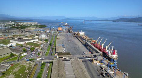 Porto de Paranaguá prevê 11% de alta nas exportações de grãos no 1º trimestre