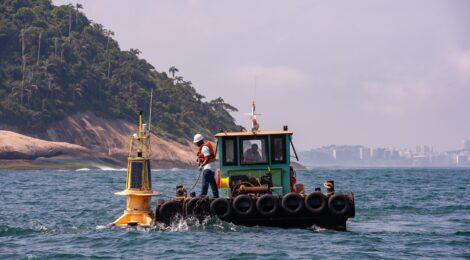 CDRJ faz acordo para compartilhamento de dados oceanográficos e meteorológicos nos Portos do Rio de Janeiro e de Niterói