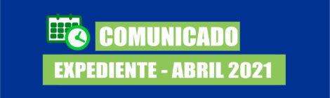 Comunicado Expediente