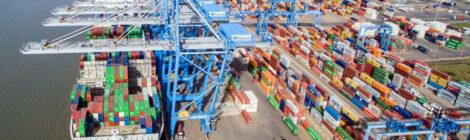Portos de Rio Grande movimentaram 26,7 milhões de toneladas até julho
