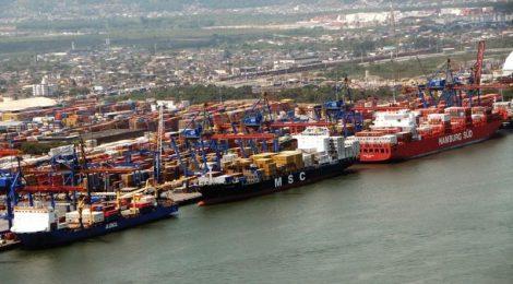 Fila de Navios aumenta nos principais Portos Brasileiros