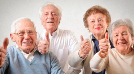 Proteção da previdência chega a 84,6% na população idosa
