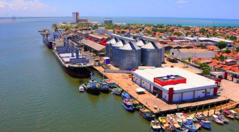 Porto de Cabedelo registra crescimento de 12% nas atividades no mês de maio