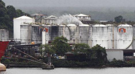 Governo licitará terminal de líquidos na Ilha Barnabé