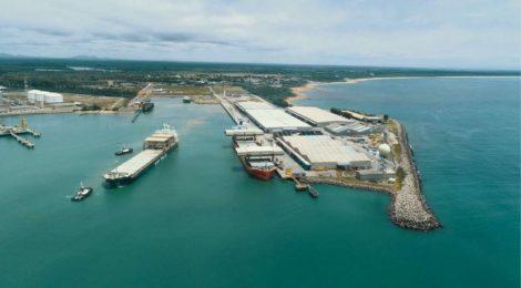 Vazamento de gás mata três trabalhadores portuários em Vitória
