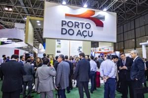 Porto do Açu assina Acordo de Cooperação com o Porto de Houston, na Rio Oil&Gas 2018