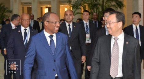 Cabo Verde reúne apoio chinês para construção da Zona Especial de Economia Marítima