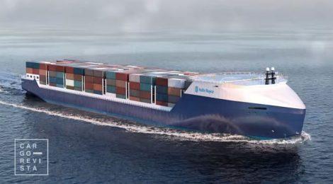Rolls-Royce lança inovador sistema de armazenamento de energia elétrica para navios