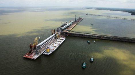 CDP realiza leilão de área no porto de Belém