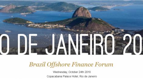 IBP: Brazil Offshore Finance Forum acontece dia 24 de outubro no Rio