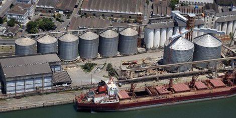 ANTAQ leiloa área no Porto de Santos com valor de outorga de R$ 210 milhões