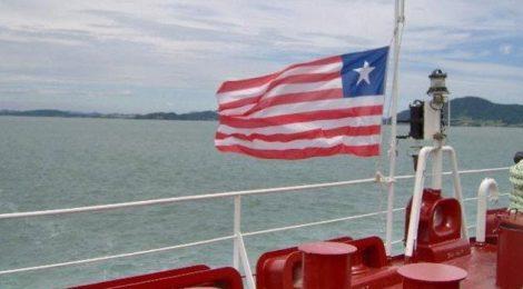 Libéria torna-se primeira bandeira a aderir à Rede Marítima Anticorrupção