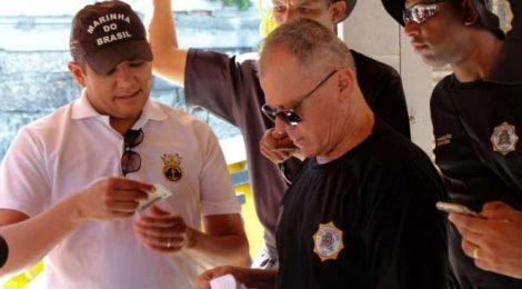 Guarda Municipal participa de vistoria de embarcações com Capitania dos Portos