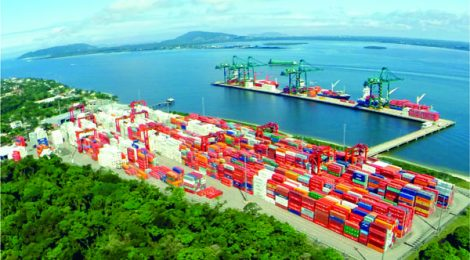 Porto Itapoá conclui financiamento para expansão