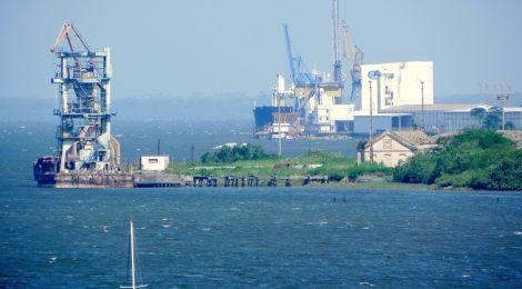 Movimentação de cargas cresce 180% no Porto de Antonina