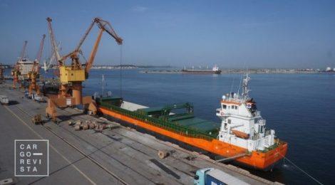 Movimento de 2 712 152 toneladas: Porto de Aveiro fixa melhor primeiro semestre de sempre
