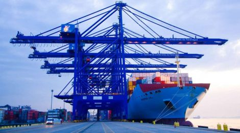 TCP receberá dois novos portêineres que ampliará a capacidade do cais em 33%
