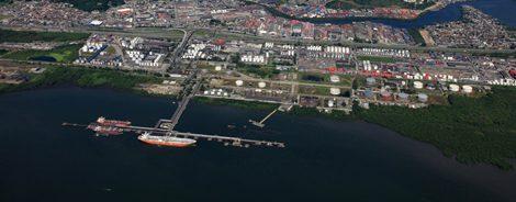 ANTAQ abre consulta pública para arrendamento de terminais de combustíveis no Porto de Santos