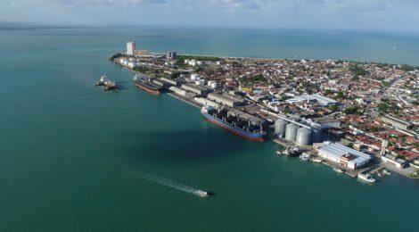 Porto de Cabedelo tem alta de 22,1% nas operações em agosto