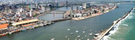 Porto do Recife fecha o primeiro semestre de 2021 com crescimento de 4,06%